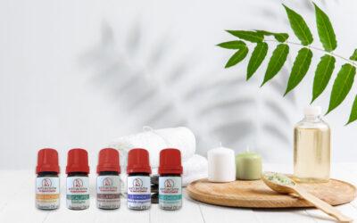 Los Aceites Esenciales ELEMENTALES extrarome para respirar mejor.